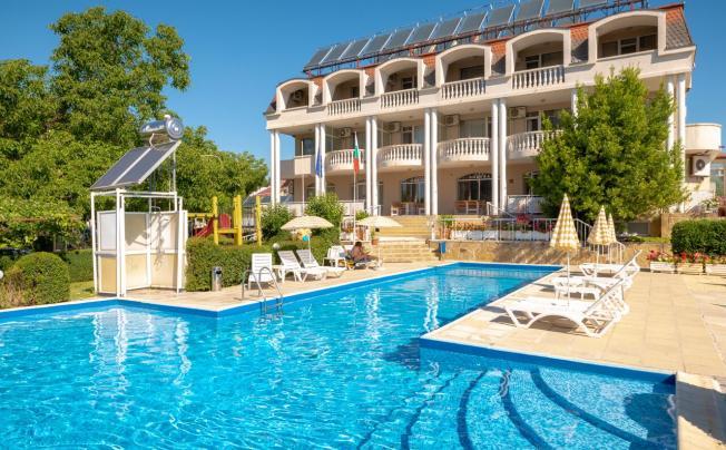 Отель Villa Aurora Hotel