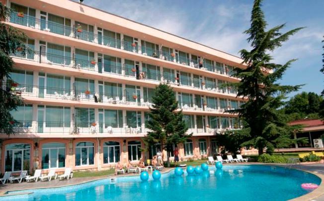 Отель Termal Hotel