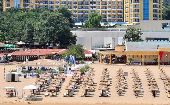 Отель Grifid Arabella Hotel