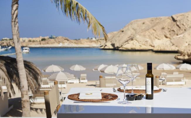 Muscat Hills Resort (ex. Oman Dive Centre)