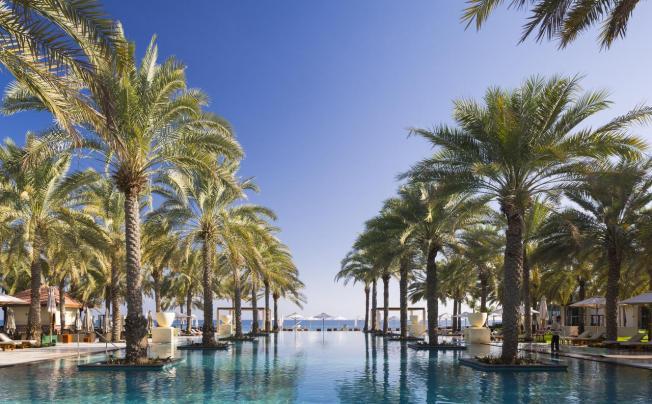 Al Bustan Palace A Ritz-carlton Hotel