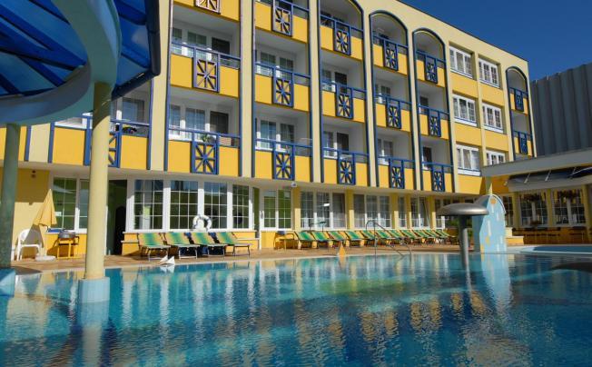 Отель Rudolf Hotel