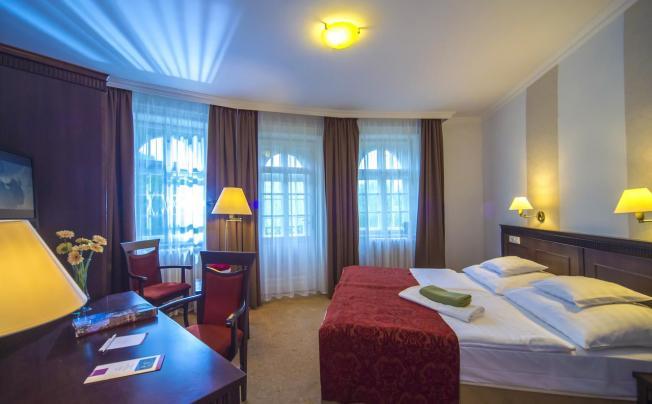 Отель Hunguest Hotel Palota