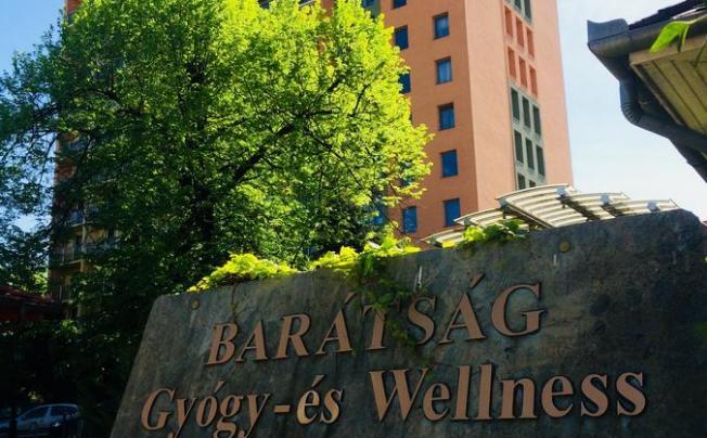 Отель Gyogy-es Wellness Hotel Baratsag
