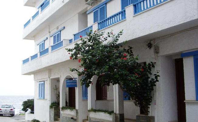 Отель Amaryllis Apartments Crete