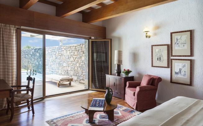 Отель Elounda Mare Relais & Chateaux Hotel