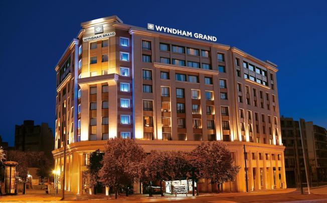 Отель Wyndham Grand Athens