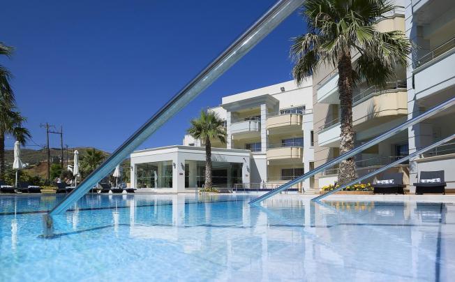 Отель Molos Bay Hotel