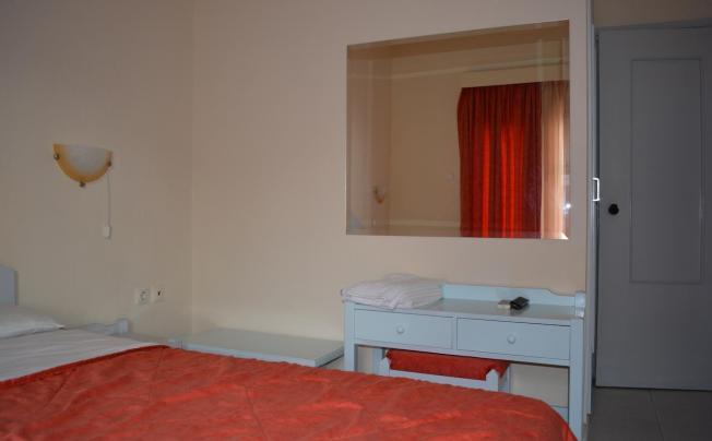 Отель Lefka Ori Hotel