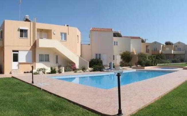 Отель Dimitris Apartments