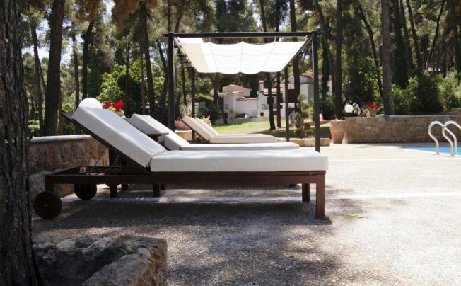 Отель Stamatiadis Sani Cape Villas