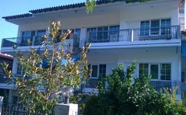 Отель Blue Block Apartments