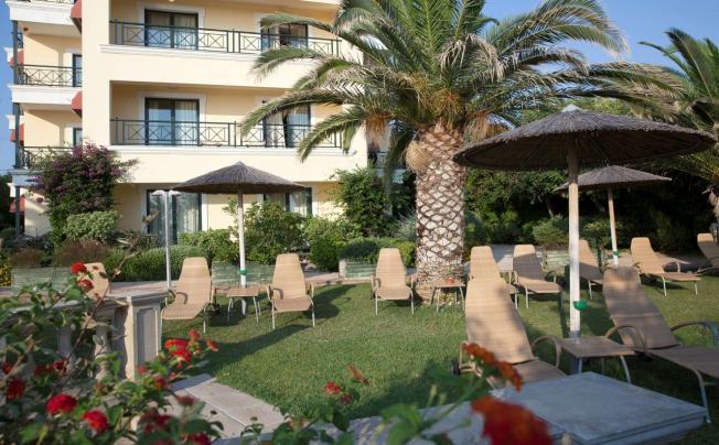 Отель Ramada Attica Riviera (ex. Aquis Aquamarina Hotel)