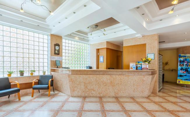 Отель Atrium Hotel Pefkohori