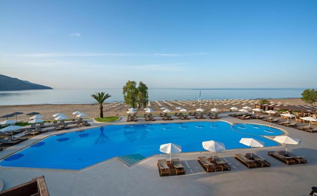 Отель Pilot Beach Resort & Spa