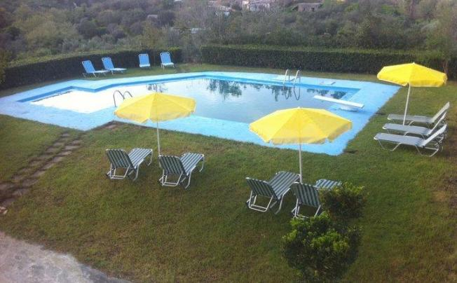 Отель Villa Astrikas Hotel