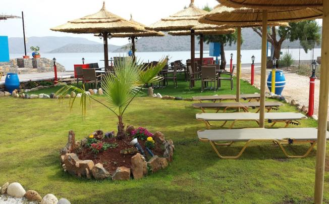 Отель Sunrise Apartments Elounda