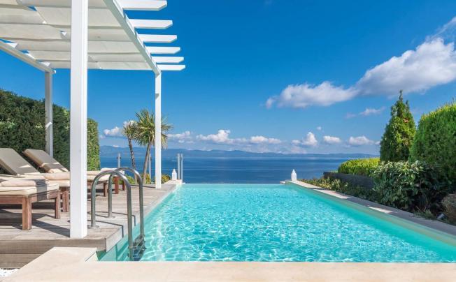 Отель Kappa Resort (ex. Kappa Luxury Villas & Suites)
