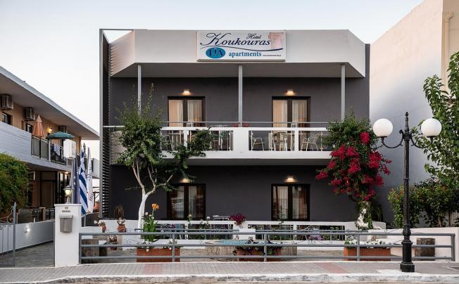 Отель Lia Apartments