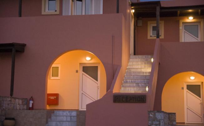 Отель Kallicrates Village