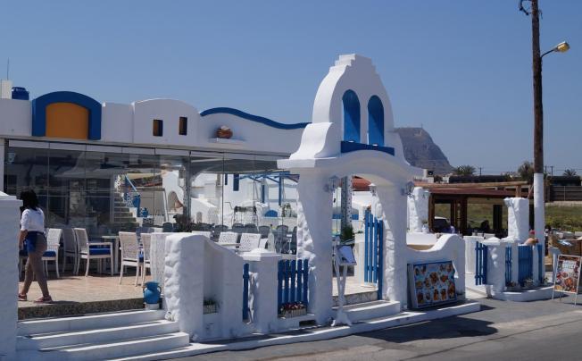 Отель Tsalos Beach Hotel