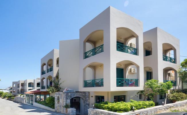 Отель Romantica Hotel