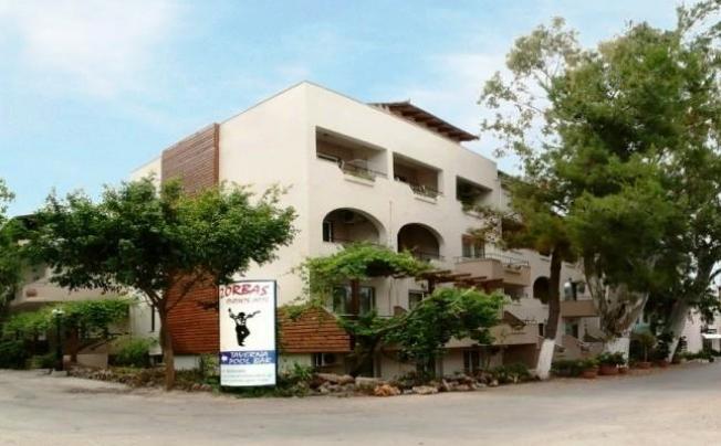 Отель Zorbas Hotel Georgioupoli