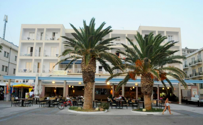 Achillion Hotel Loutraki