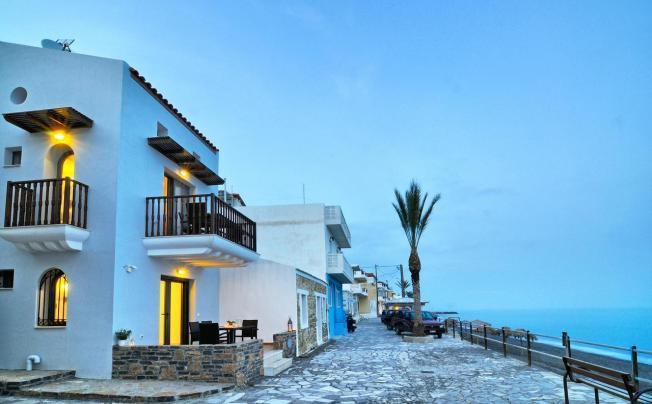 Отель Myrtos Mare Suites