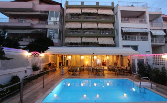 Отель Mallas Hotel