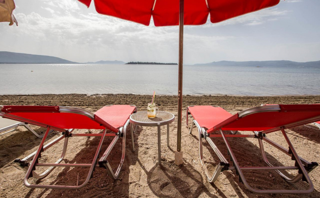 Отель Eviana Beach Hotel