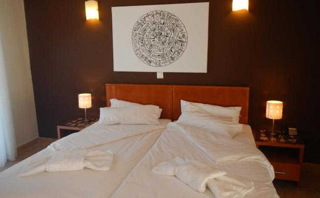 Отель Ampelia Hotel Chalkidiki