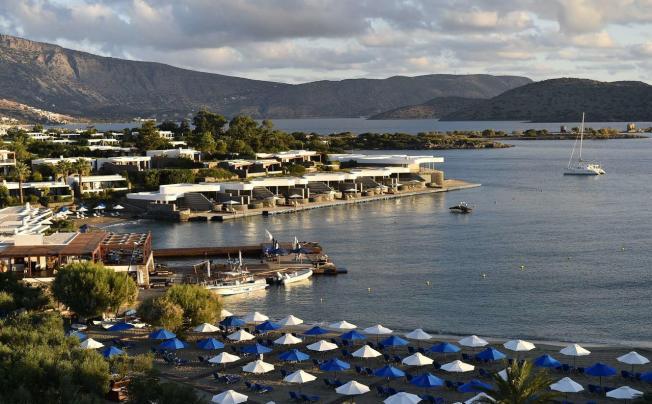 Отель Elounda Beach Hotel & Villas