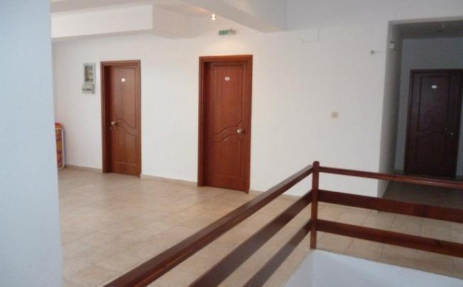 Отель Adonis Hotel Kriopigi