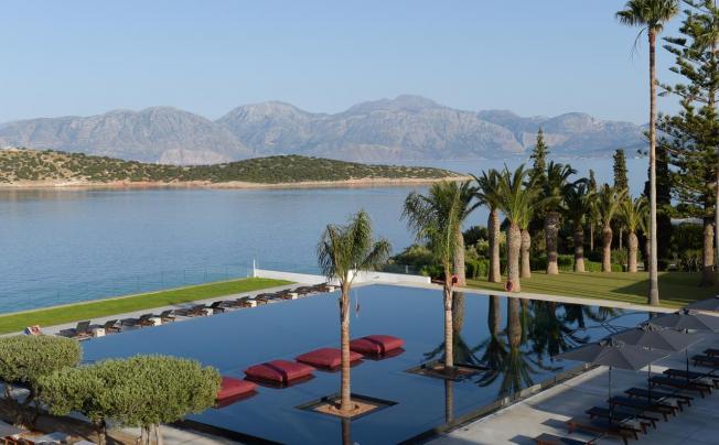 Отель Sensimar Minos Palace Hotel & Suites