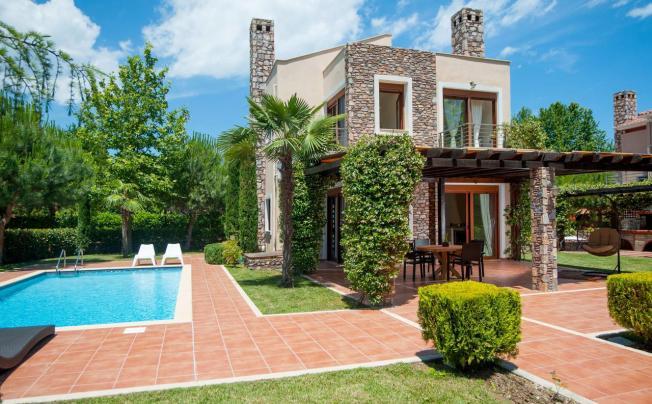 Отель Villa Olympus