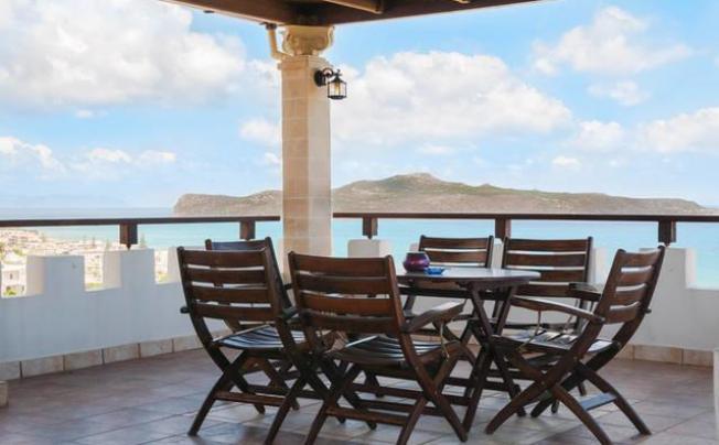 Отель Villas Eva & Giorgos