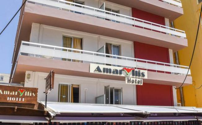 Amaryllis Hotel Rhodes