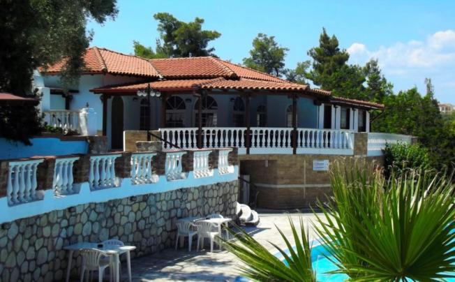 Отель Kassandra Bay Hotel