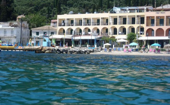 Riviera Benitses Beach Hotel