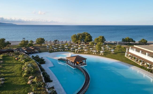 Отель Giannoulis Cavo Spada Luxury Resort & Spa