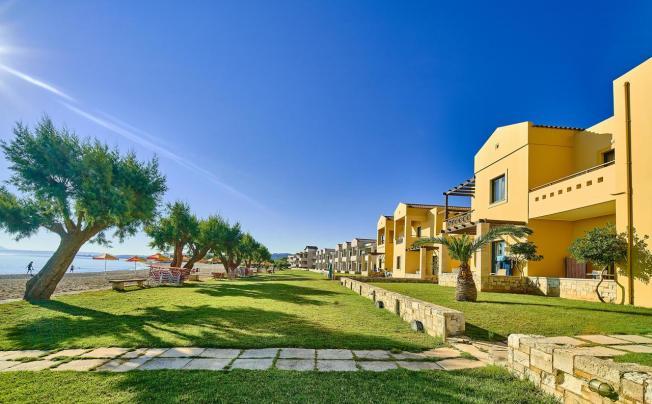 Отель Silver Beach Hotel & Apartments