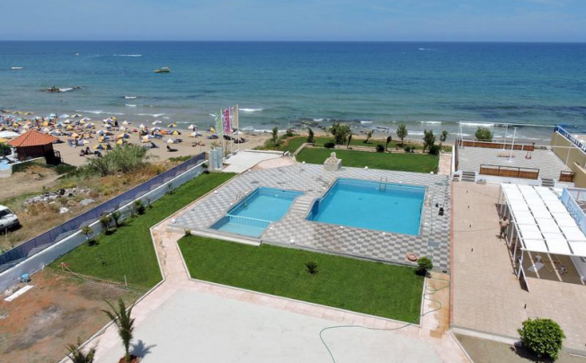 Alkyonides Beach Hotel