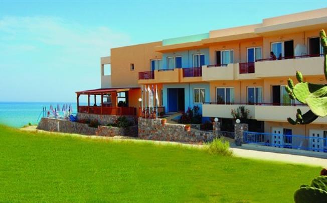 Danaos Beach Apartments