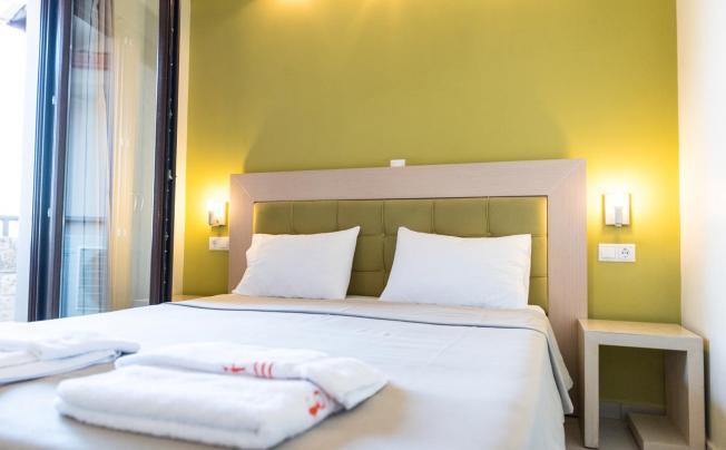 Отель Stamos Hotel