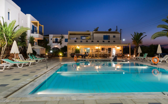 Отель Venus Mare Apartments