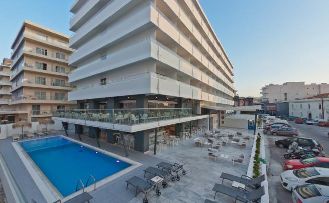 Alexia Premier City Hotel (ex. Alexia Hotel & Studios)
