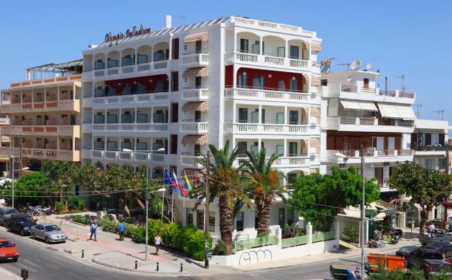 Olympic Palladium Hotel