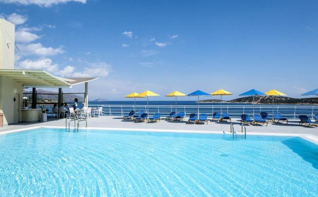 Отель Avra Collection Coral Hotel (ex. Dessole Coral Hotel; Coral Hotel Crete)