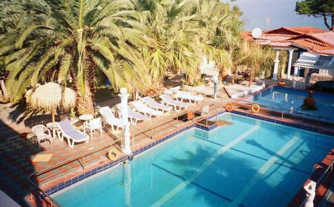 Отель Villa George Hotel Apartments